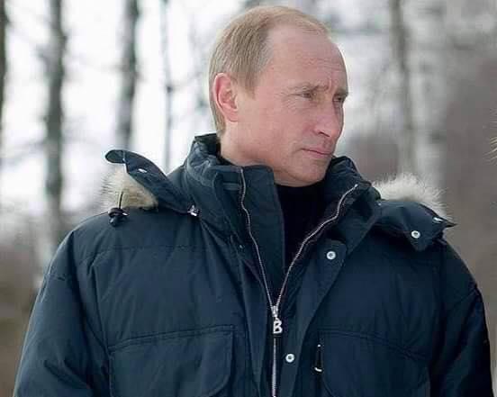 Епохата Путин