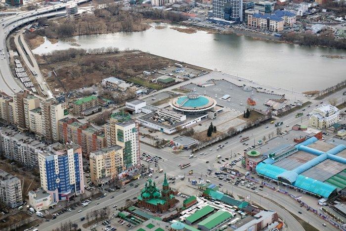 ДЕНЯТ на град Челябинск