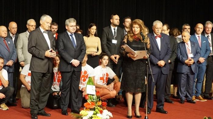 XVII Международен фестивал на червенокръсткитe и здравни филми посрещна гости от десетки държави