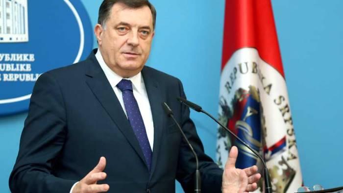 НОВАТА Република Сръбска - трън в таза на Запада