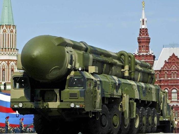 НА ВОЕННАТА мощ на Русия може да се опре само една страна, не и ФАЩ