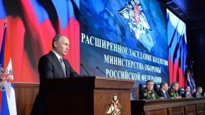 ИГРАТА свърши! Путин обвини ФАЩ като военен агресор