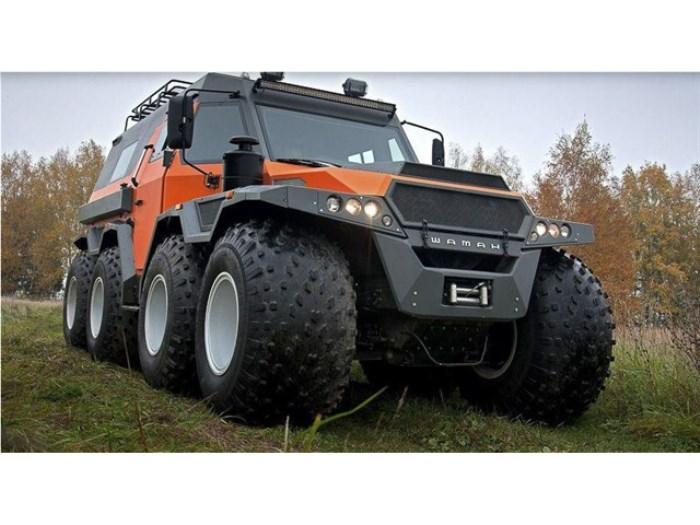 РУСИЯ строи най-добрите камиони в света