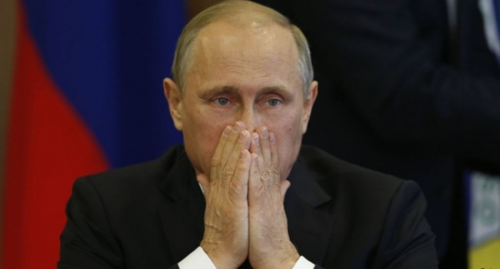 ГЛАВНИЯТ грях на Путин