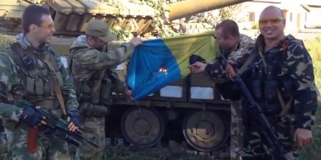 """20 опълченци с """"Жигули"""" плениха 5 танка на урките"""