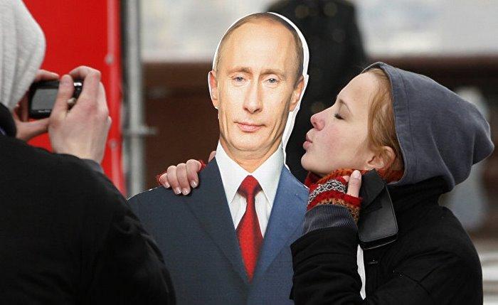 """ФАЩ и Западът бесни: """"Путинейджърите"""" твърдо за Путин"""