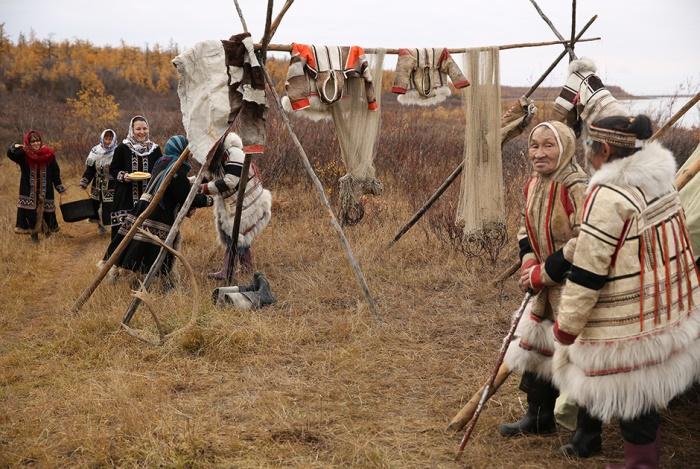 КАК живеят кореняците в руския див север