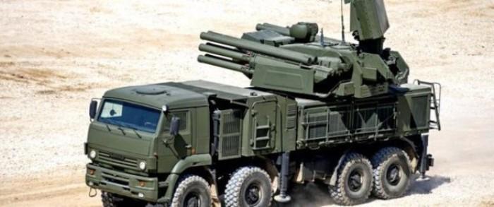 """""""Ударите"""" по Сирия: Руският """"Панцир"""" с 88 % свалени ФАЩ-ракети"""