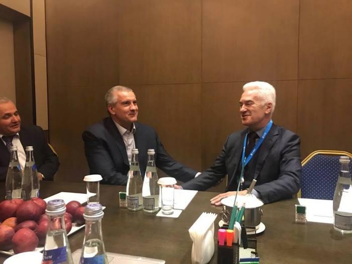 Сидеров след визитата си в Крим: България да е мост между ЕС и Русия!