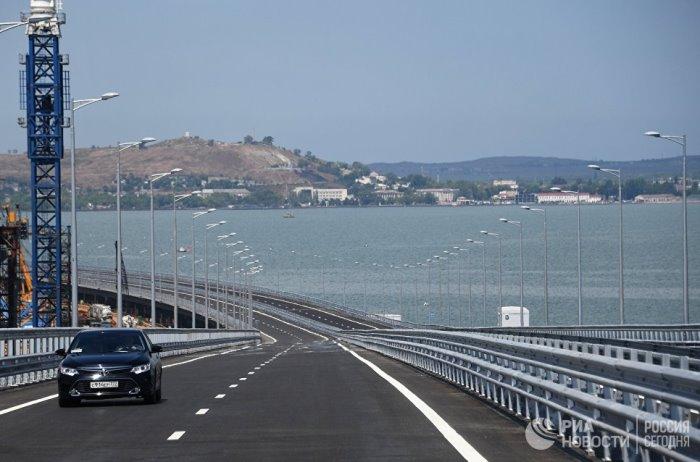 """Г-ЖА НЮЛАНД, т.е """"Псувня"""" откри Кримския мост"""