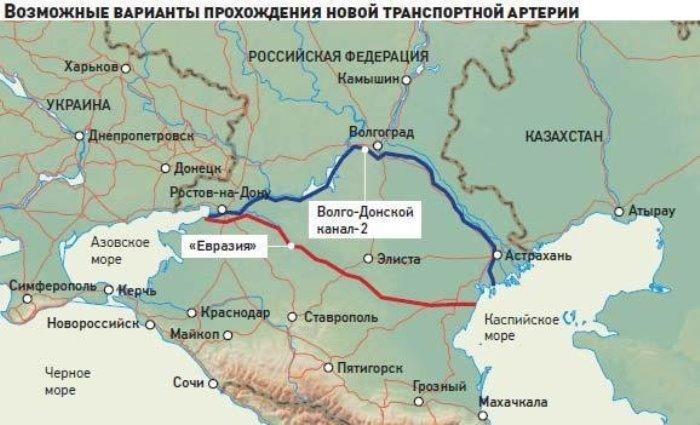 ГЕОИКОНОМИЧЕСКИ поред № 2, а повече от Кримския мост
