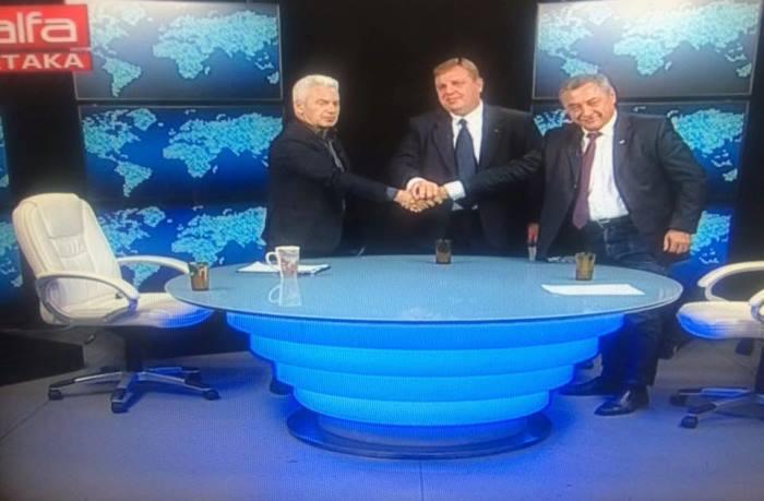 Сидеров иска Симеонов да оповести договорите за златото