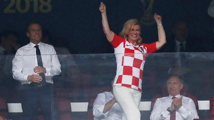ПРЕЗИДЕНТЪТ на Хърватска против изолацията на Русия