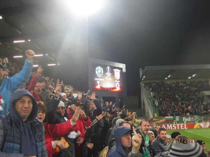 ВСИЧКИ двойки в плейофите за Лига Европа