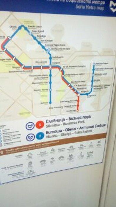 СОФИЙСКОТО метро – лична заслуга на Тодор Живков