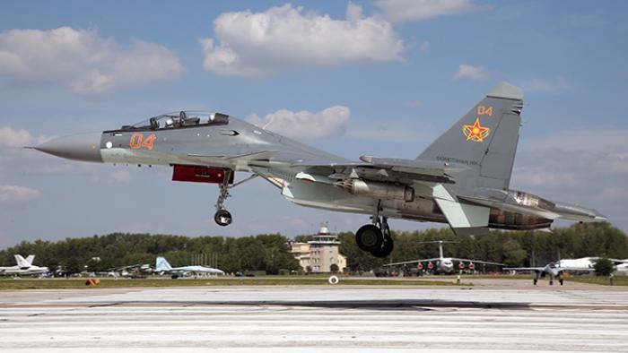 УНИВЕРСАЛЕН разрушител: тайната на изтребителя СУ-30СМ
