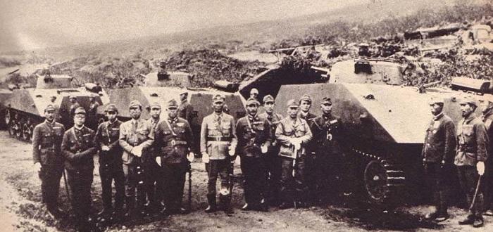 КАК руснаците разгромиха японците на Курилите