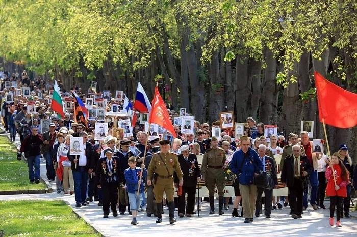 9 МАЙ - Ден на Победата във Варна