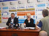 Литовски журналист зададе фашистки въпрос на дама