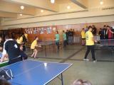 "Средношколци от Зона ""Варна"" играят тенис на маса"