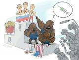 КАКВО е общото между МОК и Ирак? Най-вече лъжата!