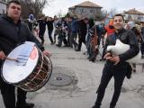 Кукери гониха злите сили във варненското село Тополи