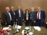 Сидеров се срещна с лидера на Крим в Ялта