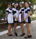 "СРАВНЕТЕ естествено красивите руски зрелостнички с нашите ЛГБТ и ""преразвити"""